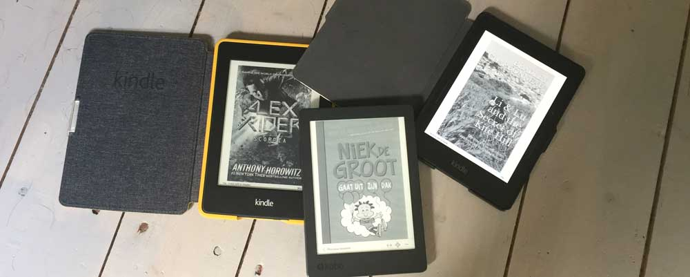 TT23: We've got the eReaders for the kids, just not the readers.