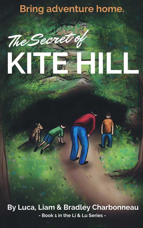 The Secret of Kite Hill