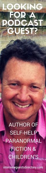 Interview Guest Directory: Bradley Charbonneau: Author of Self-help, Children's, & Paranormal Books
