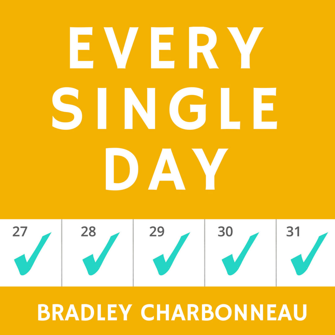ESD 24: Ch. 19: What if you had one decision less to make Every Single Day?